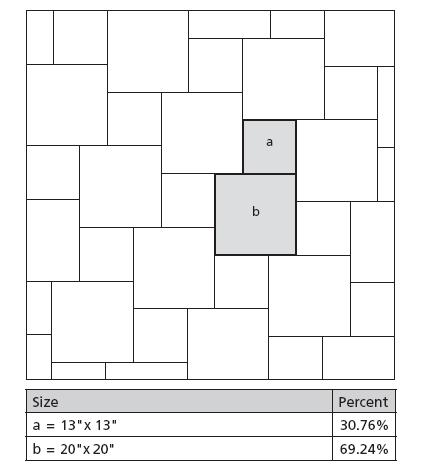 Tile Layout Design Pattern 14
