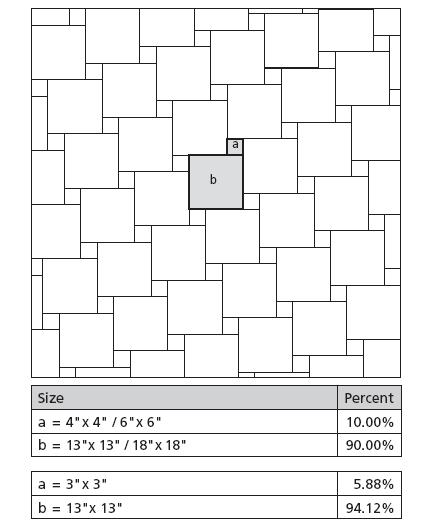Tile Layout Design Pattern 12