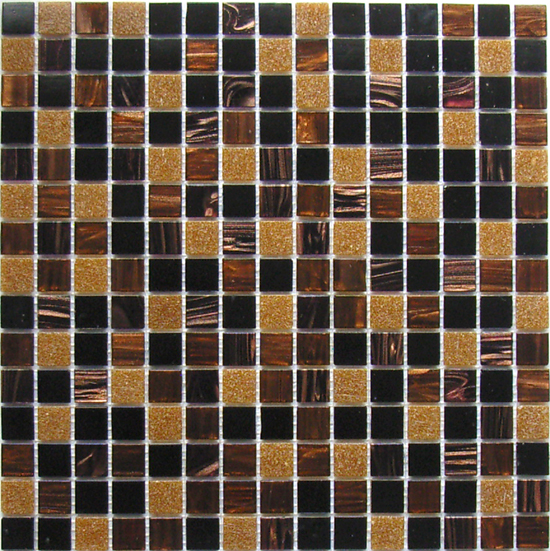 LADA Gold Line Blend Series GM00 Mosaic Tile