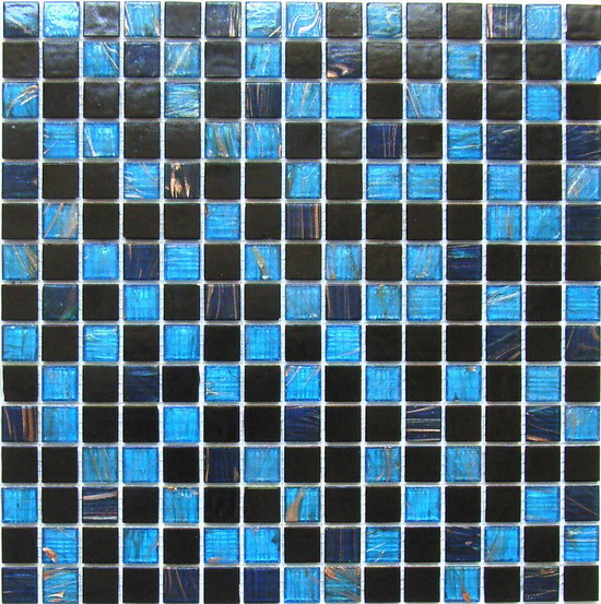 LADA Gold Line Blend Series GM13 Mosaic Tile