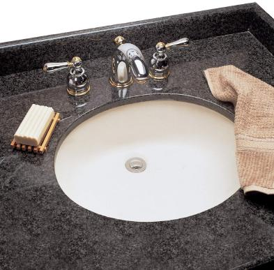 LADA LD3002 Undercounter Bathroom Lavatory Sink