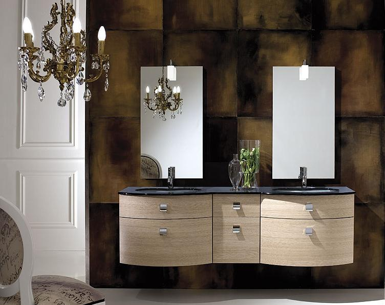 GB Latitudine 07 Double Sink Bathroom Vanity 69