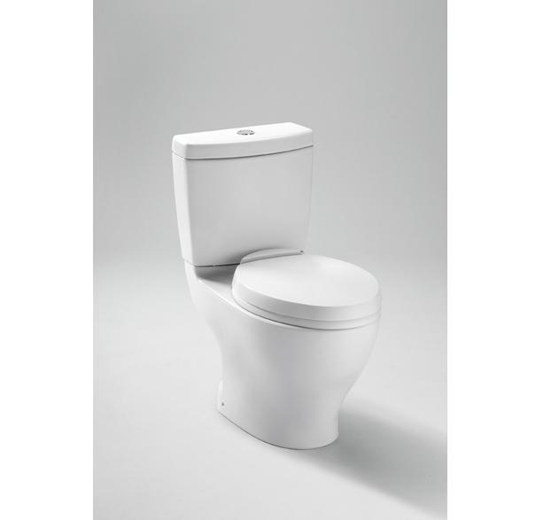 Toto Aquia II CST416M Dual Flush Elongated Two-Piece Toilet