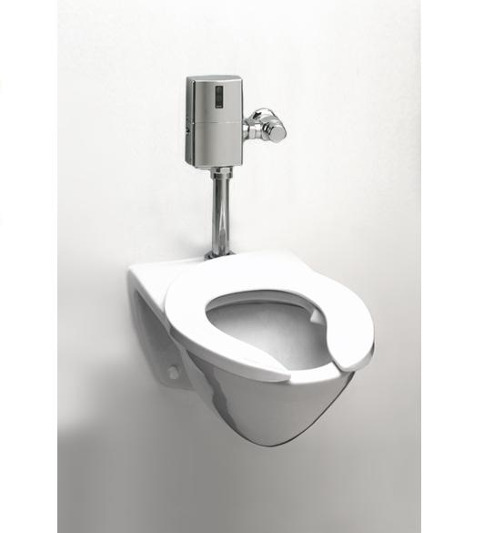 toto ct708h commercial flushometer wallmounted bedpan toilet ada