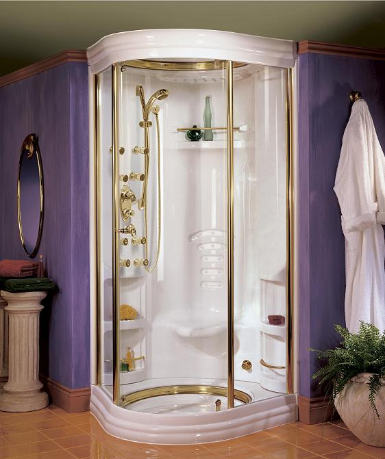 Maax Jet Set II Steam Shower Enclosure