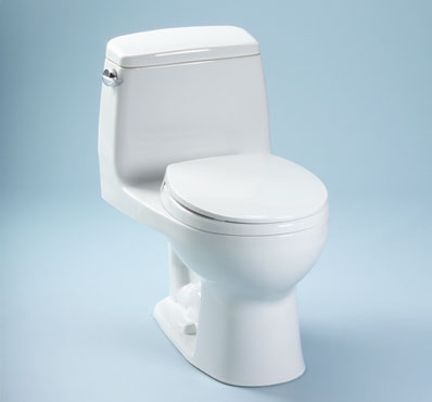 Toto Ultimate MS854114 One-Piece Toilet
