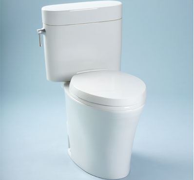Toto Nexus CST794SF(EF) Comfort Height Elongated Two-Piece Toilet