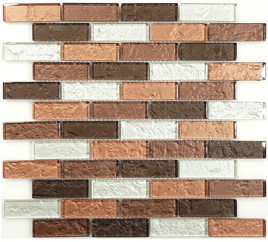 Mirage IMP02 Impression Series Rocky Road Mosaic Tile