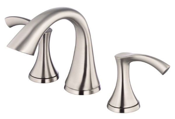 Danze Antioch D304022 Two Handle Widespread Lavatory Faucet