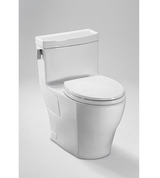 Toto MS624214CEFG Legato One-Piece High-Efficiency Toilet