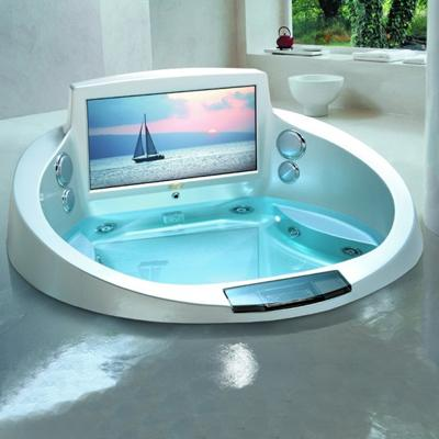 Jacuzzi La Scala T630 Entertainment Bath from Private Collection