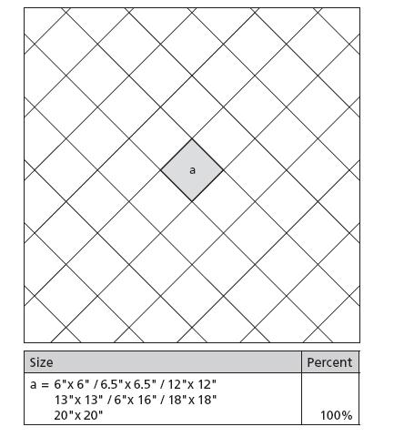 Laying Out Dimaind Pattern Tile as well Uml Thread Diagram also  on 18x18 tile layout pattern diagrams