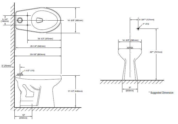 Commercial Sink Height : ... New York, Brooklyn / Toilets & Sinks / Commercial Flushometer Toilets